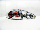 Alfa Romeo 147 Tail light Clear Lens Set