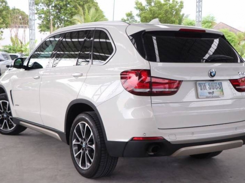 Bmw x5 sdrive25d Pure Experie  ปี 2015  วิ่ง154,162km