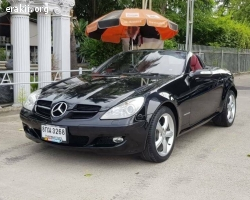 Mercedes Benz slk 200 Kompressor (r171)  ปี 2009