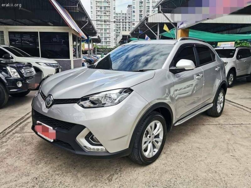 MG GS 1.5X หลังคา Sunroof ปี2017
