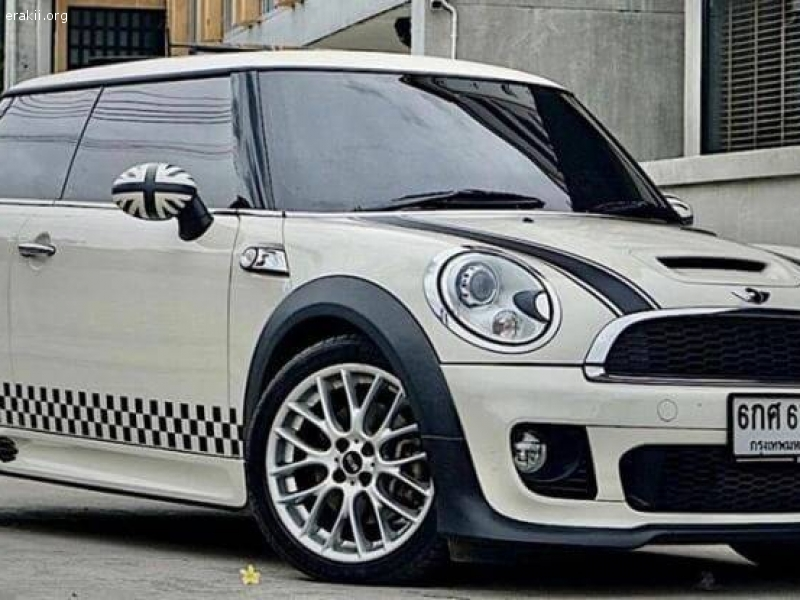 MINI Cooper S JCW Dress Up Edition ปี12