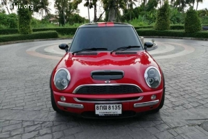 Mini Cooper1.6 r50 at Hatchback ปี 2004 ไมล์ 88,000 KM