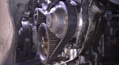 Timing Belt and Balance Shaft Belt Replacement