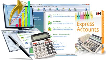 DIY accounting management